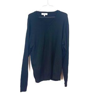 Turnbury V-neck Sweatshirt!